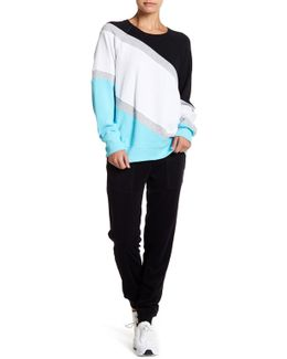 Slim Fit Terry Jogger