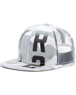 Tr-02 Camo Baseball Cap
