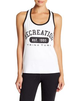 Graphic Tops Tank