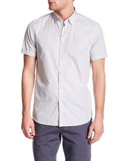 Micro Stripe Sim Fit Shirt