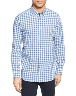 Tripup Extra Slim Fit Check Sport Shirt