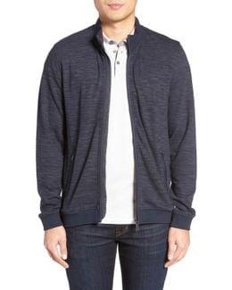 Knowles Front Zip Fleece Jacket