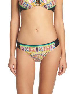 'nepal' Hipster Bikini Bottoms