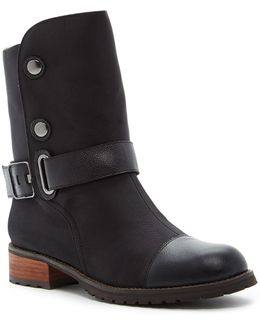 Tundra Element Genuine Shearling Lined Boot