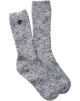 Outdoor Leisure Crew Socks - Pack Of 2