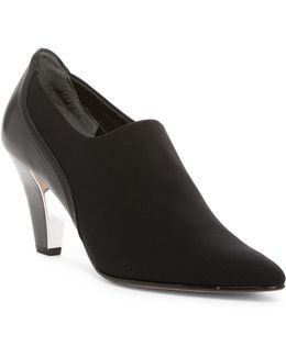 Tyra Pointed Toe Bootie