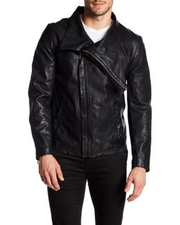 The Blade Leather Jacket