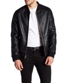 The Player Leather Jacket