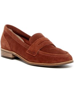Tigers Eye Penny Loafer