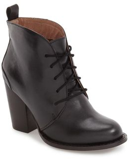 'Tower' Lace-up Bootie
