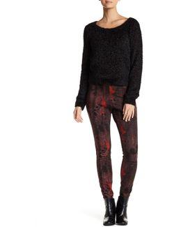 Blur Print Legging