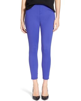 Satin Jersey Legging