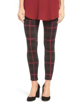 Glenplaid Trouser Legging