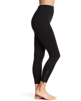 Side Zip Shaping Leggings