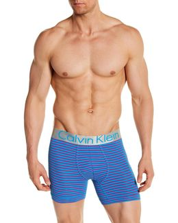 Steel - U2719 Microfiber Boxer Brief