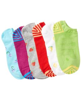 Liner Socks - Pack Of 6