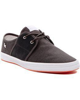 Spam 2 Weft Suede Sneaker