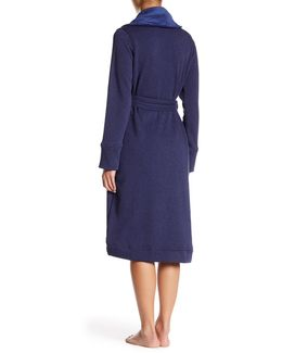 Duffield Double Knit Robe