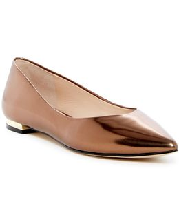 Synal Pointy Toe Flat