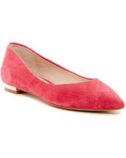 Synal Pointed Toe Flats