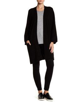 Cashmere Blanket Coat