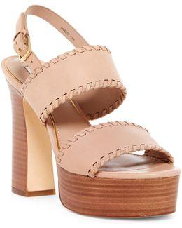 Halina Platform Sandal