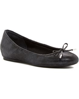 Total Motion Ballet Flat - Wide Width Available