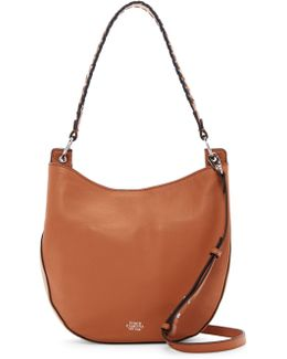 Axton Leather Crossbody