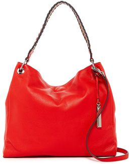 Axton Leather Hobo