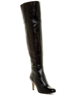 Cessily Over-the-knee Cuffed Boot