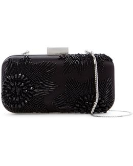 Cindy Beaded Clutch