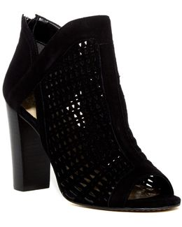 Cranita Perforated Bootie
