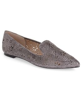 'earina' Perforated Flat