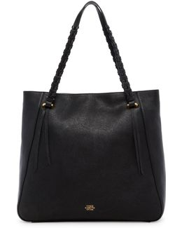 Esta Leather Tote