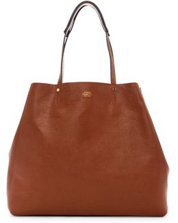 Fitzi 2 Leather Tote