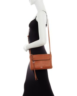 Gally Leather Crossbody