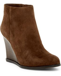 Gemina Wedge Bootie