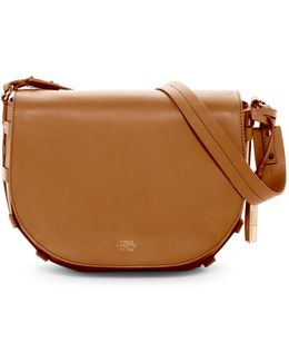 Klay Leather Shoulder Bag