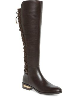 Parle Over-the-knee Corset Boot