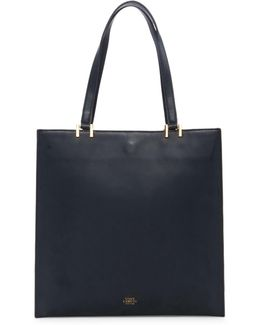 Stefi Leather Tote