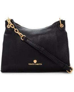 Tasia Leather Crossbody