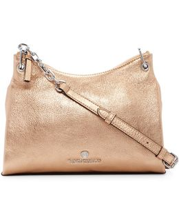 Tasia Leather Crossbody