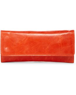 Sadie Trifold Leather Wallet