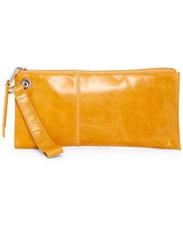 Vida Leather Wristlet
