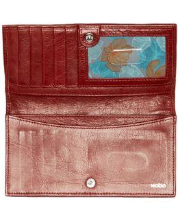 Diva Leather Wallet