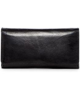 Darlen Sleek Leather Wallet