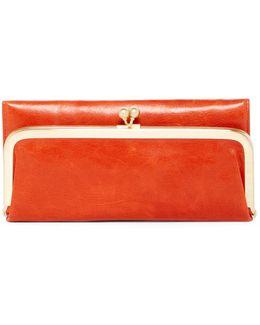 Rachel Continental Leather Wallet