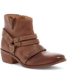Vow Harness Strap Bootie