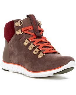 2.zerogrand Waterproof Hiking Boot