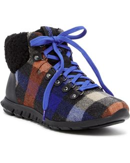 Zerogrand Hiker Wool Boot - Wide Width Available